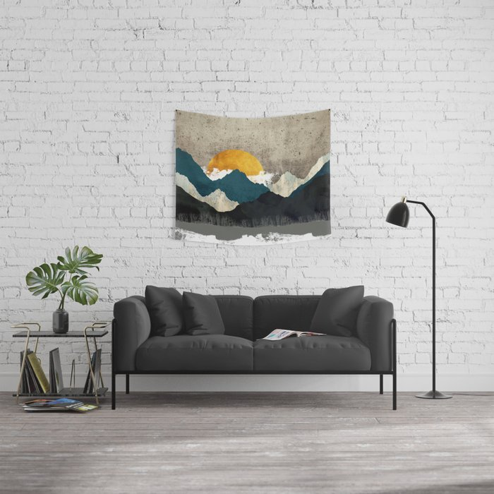 Thaw Wall Tapestry