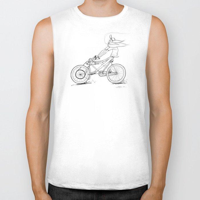 Cruiz'n Right Along Biker Tank