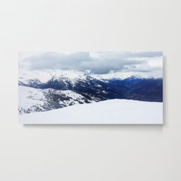 Blue Mountains I Metal Print