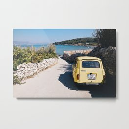 Eternal Summer Metal Print