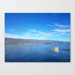 """Peaceful Pacific"" Canvas Print"