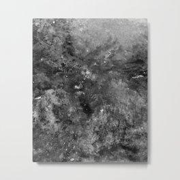 Black+White (ll) Metal Print