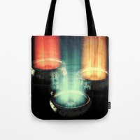 fairy tale Tote Bags featuring fairy tale by Patrick R. Gschwind
