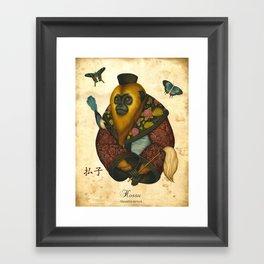 Hossu Framed Art Print