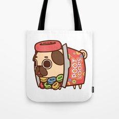 Puglie Poot Loops Tote Bag