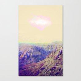 onward Canvas Print