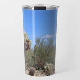 The Beauty Of The Desert Travel Mug
