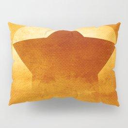 Start Composition Pillow Sham