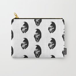 Angry Gorillas Pattern Carry-All Pouch