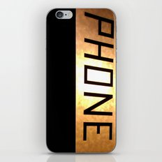 Phone iPhone & iPod Skin