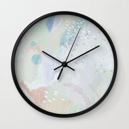 Rain Drop Wall Clock