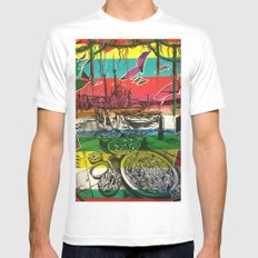 Ortaköy Mens Fitted Tee MEDIUM White