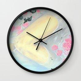 Dream Pools Wall Clock