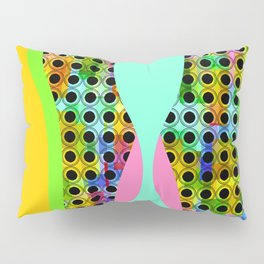 Modern Art - Yellow Pillow Sham