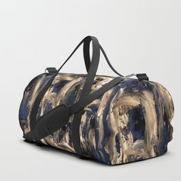 Abstract oil painting prosperity Duffle Bag
