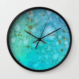 Abstract No. 117 Wall Clock