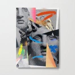 Composition 732 Metal Print