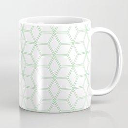 Hive Mind - Mint Green #216 Coffee Mug
