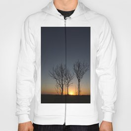 Three tress Hoody