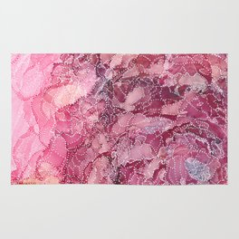 Rosy Outlook Rug