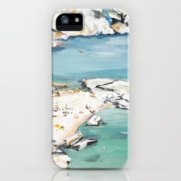 Untitled Nº29 iPhone Case