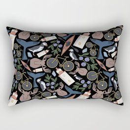 Acadia Pattern 2 Rectangular Pillow