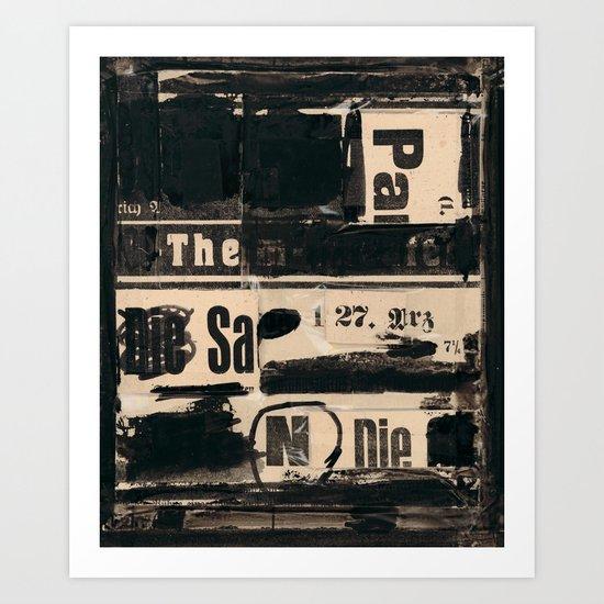 THE27RZ Art Print