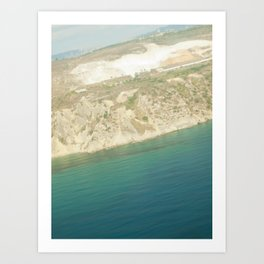 view from air Art Print
