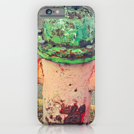 Hydrant Of Fire iPhone & iPod Case