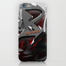 3d graffiti  Slim Case iPhone 6s