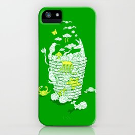Ideas Never Die iPhone Case