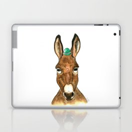 Ane au chapeau Laptop & iPad Skin