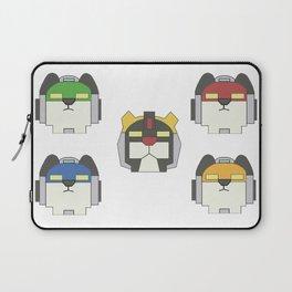Voltron Lions Laptop Sleeve