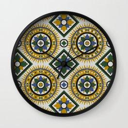 Arab Palaces III Wall Clock