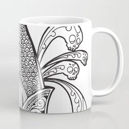 Cincalco art from the exican underworld. Coffee Mug