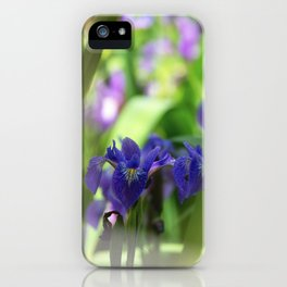 Beautiful Flower Pattern from the Nature iPhone Case