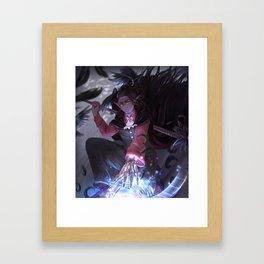 Kravitz - The Adventure Zone Framed Art Print