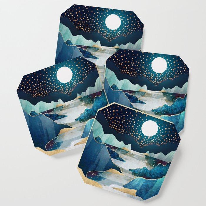 Moon Glow Coaster