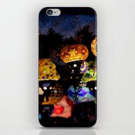 lanterns - night lights iPhone Skin