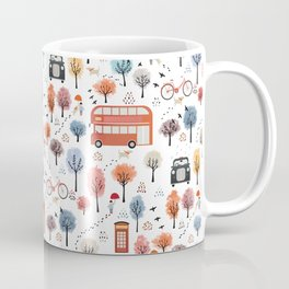 London transport Coffee Mug