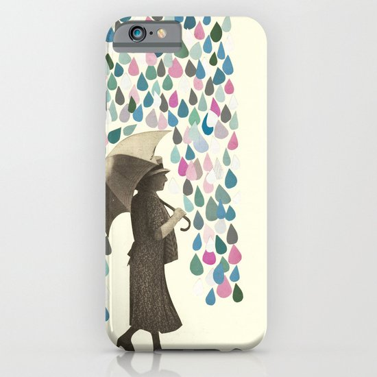 Rain Dance iPhone & iPod Case