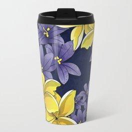 Complementary flowers Travel Mug