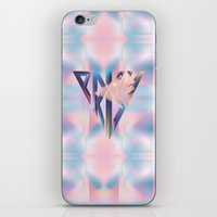 prism iPhone & iPod Skins featuring PRISM by TheDraw