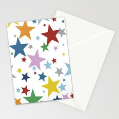Stars Multi Stationery Cards