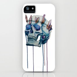 king of the ice iPhone Case