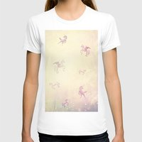 unicorns T-shirts featuring Unicorns by Bloody Diamonds Shop