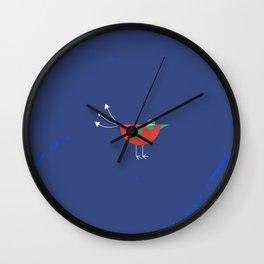 Birdie-6 Wall Clock