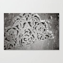 Forest Hill 6 Canvas Print