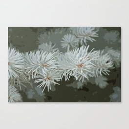 Deep in the Pines Canvas Print