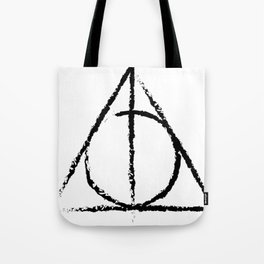 Master of Death Tote Bag